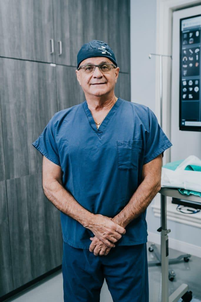 Dr. Michael A. Pikos <br/> <br/> Coastal Jaw Surgery