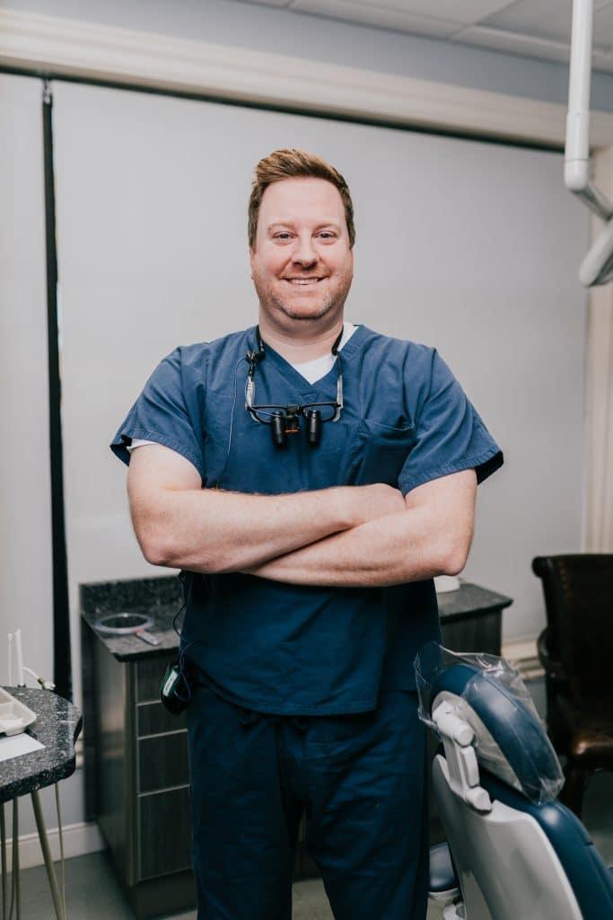 Dr. Philip J. Hedger <br/> <br/> Coastal Jaw Surgery